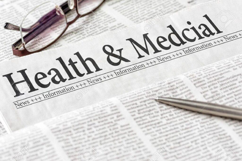 Reading Health News